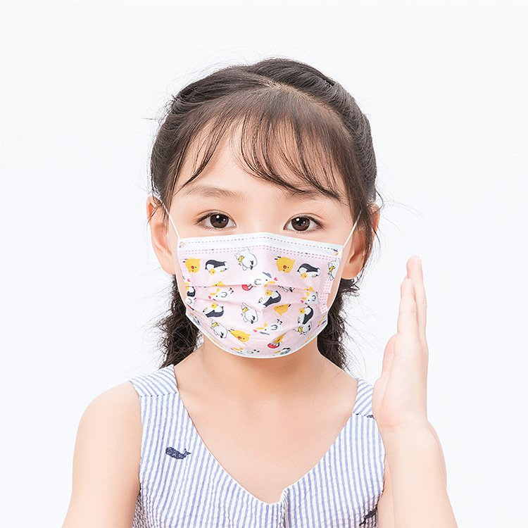 3ply Kids Face Mask with Best quality